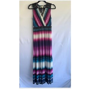 SOMA Maxi Dress Size M